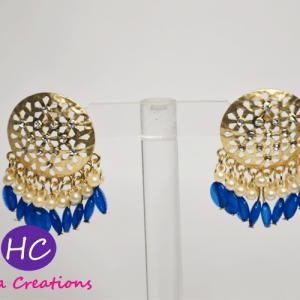 Cutwork Pearl Earrings Design with Price in Pakistan 2021 Online