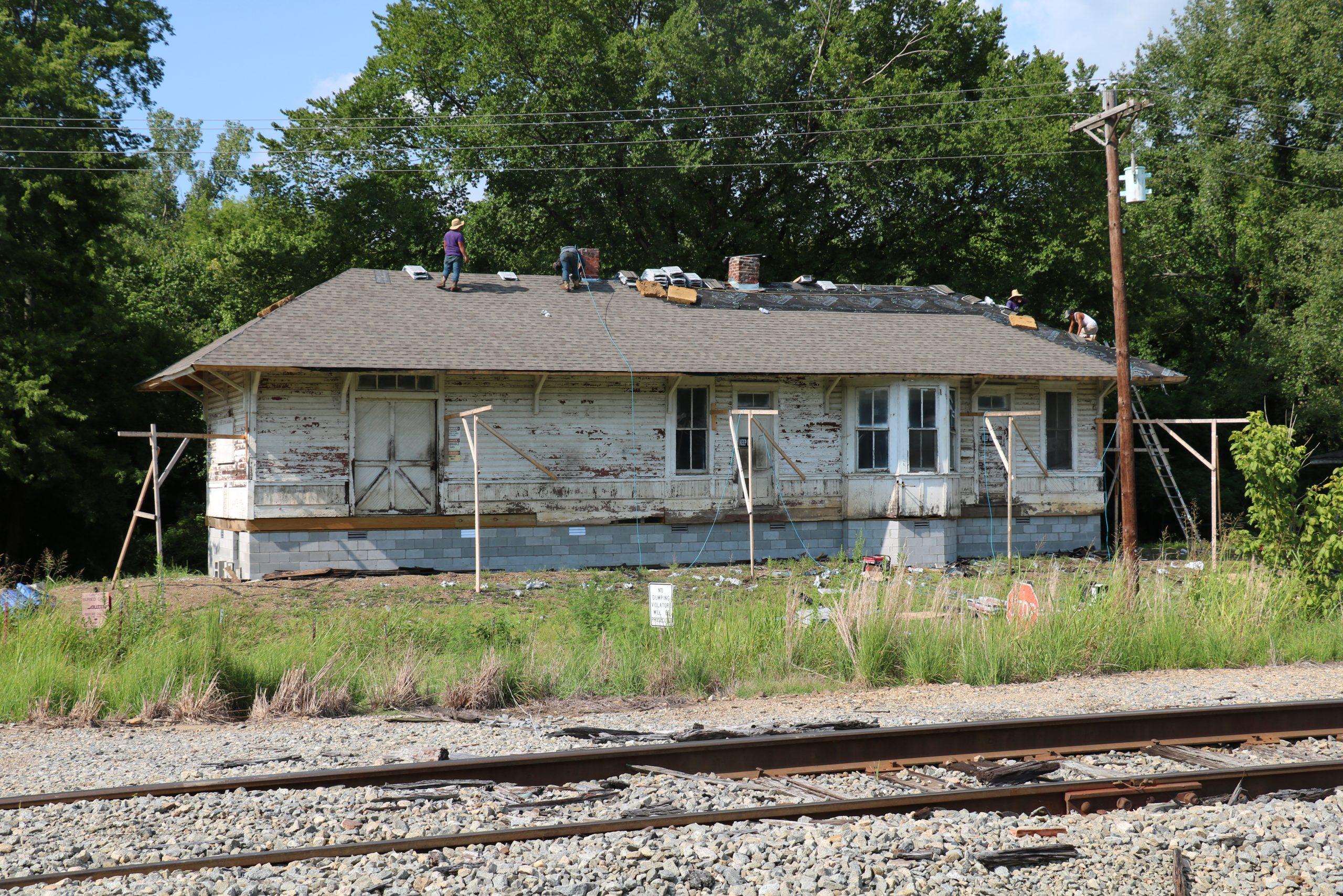 Rock Island Railroad Hibblen Radio