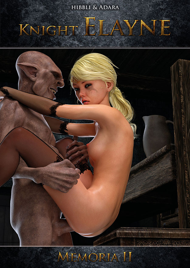 young elayne getting fucked by goblin monster sex