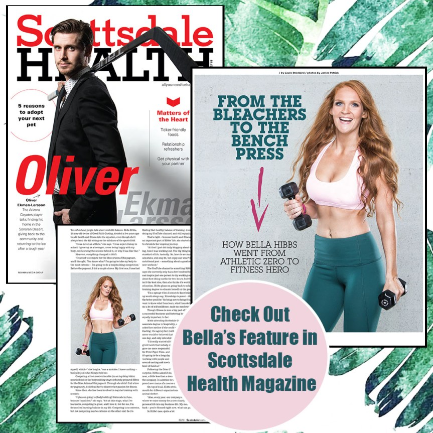 Bella Hibbs_Scottsdale Fitness and Fashion Blogger