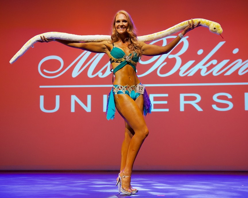 My First National Bikini Competition in Miami | Fitness Universe