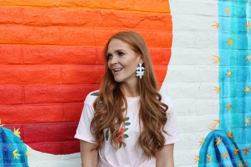 Bella hibbs- summer fashion crop top