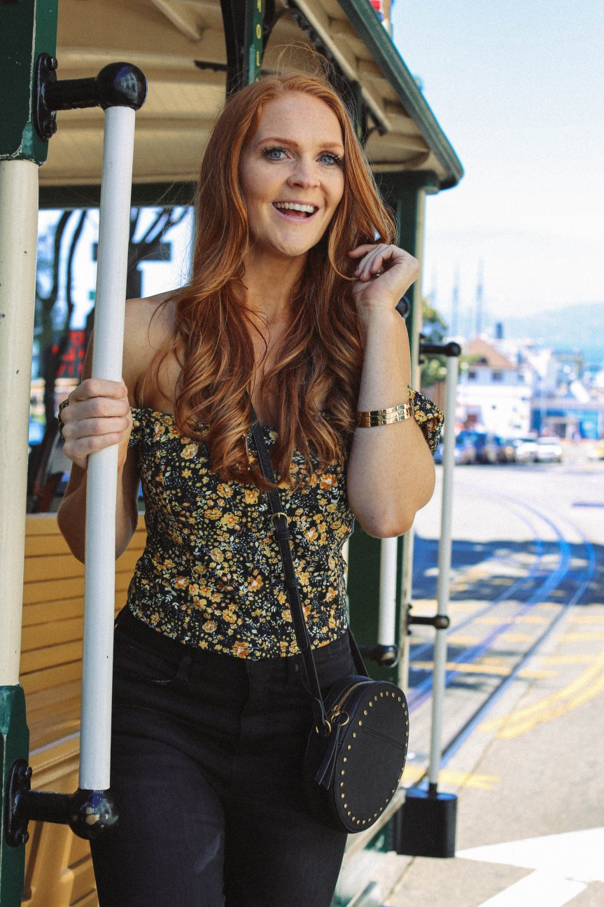 San Francisco Street Style from Hibbs Life and Style
