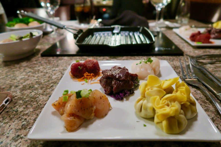 New Grill Cooking Style at The Melting Pot