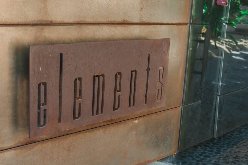 Elements at Sanctuary Hotel