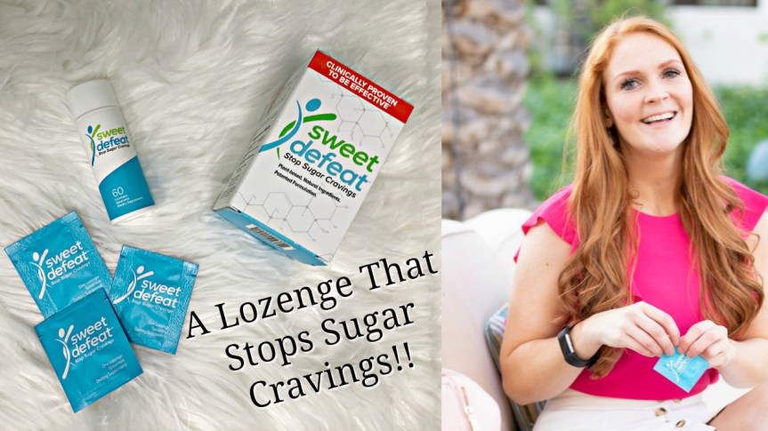A Lozenge That Stops Sugar Cravings!!