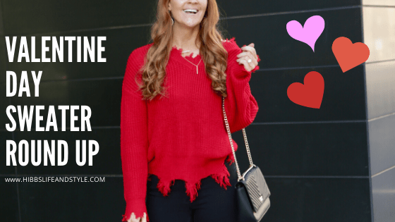 The Best Valentine's Day Sweaters For 2020