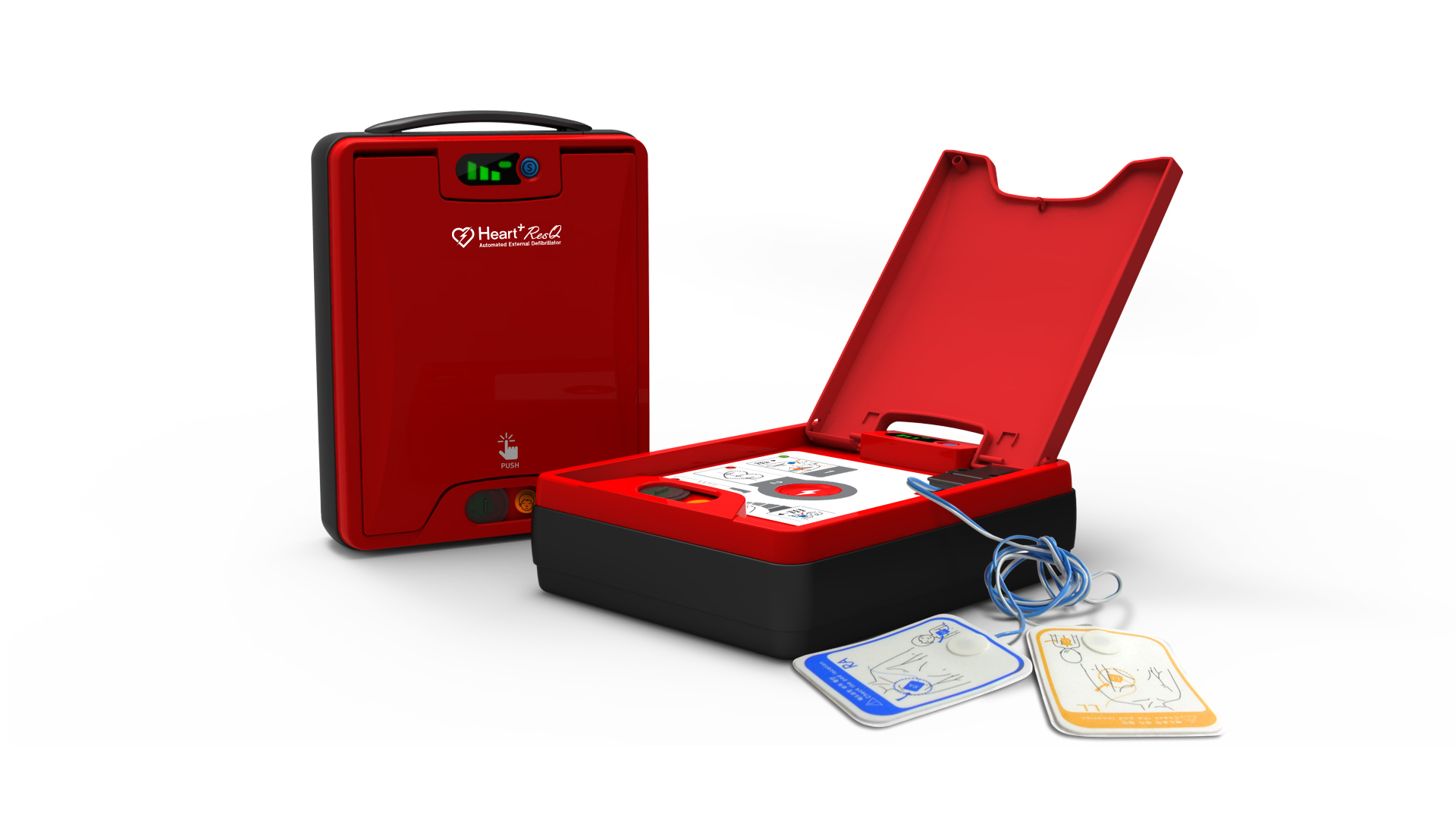 Heart+ ResQ AED