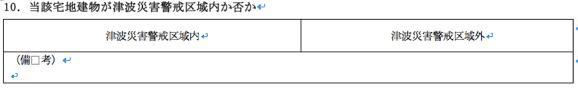 重説-津波防災法