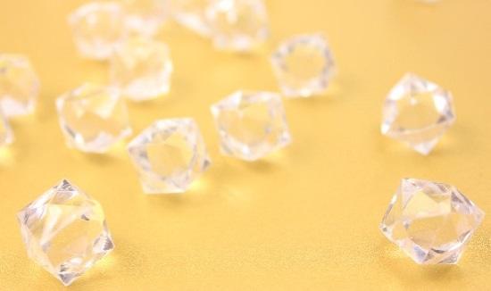 4月誕生石水晶