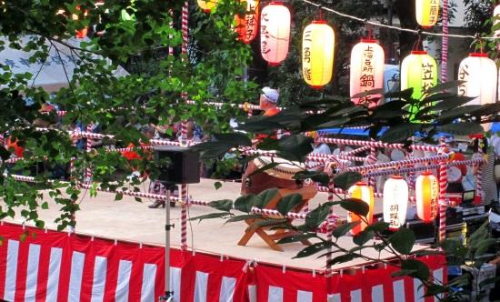 東京の夏祭り2015