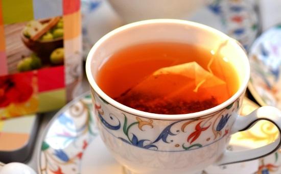 はちみつ大根紅茶