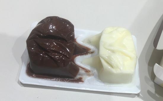マックチョコポテトのチョコソース2