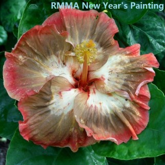 38 RMMA New Year's Painting