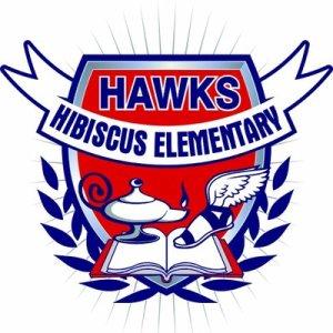 Hibiscus Elementary Logo