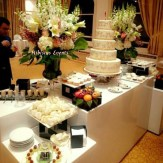 compo table dessert