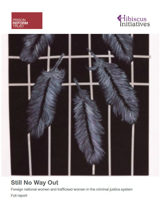 Still No Way Out report published