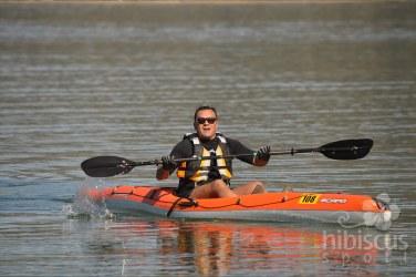 Bicaz Kayak Fest, caiac Scapa