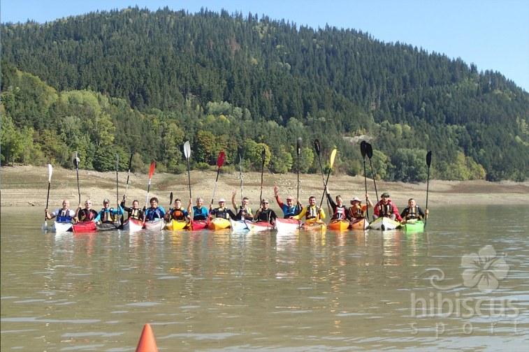 Bicaz Kayak Fest, prima editie