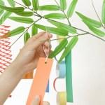 七夕の笹竹は生花?造花?購入場所と長持ちさせる方法と処分
