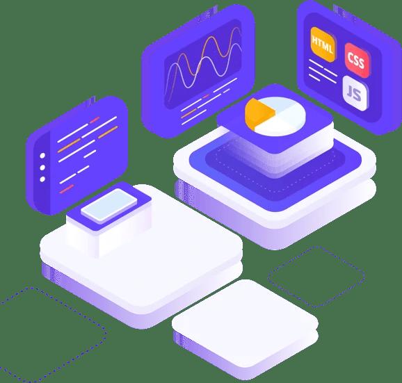 Hibyte Software Development Company - Illustration