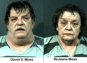 david and rejeana moss