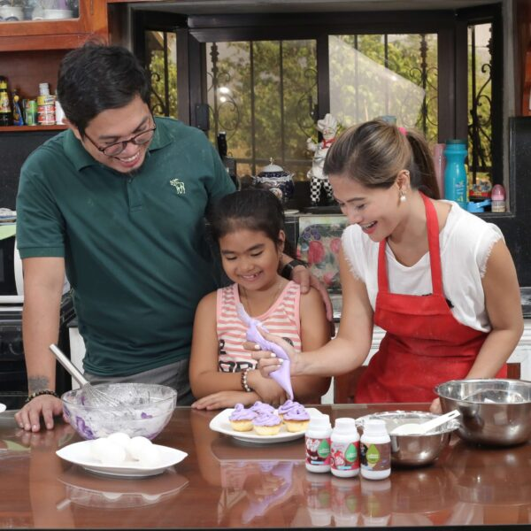 family baking with emulco