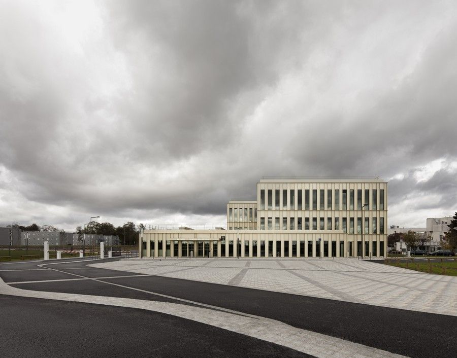 David Chipperfield Architects Gt Hec School Of Management