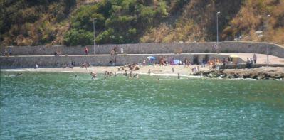 Güzelyalı Burgaz Halk Plajı