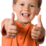Two thumbs up for adaptive clothing for special needs kids
