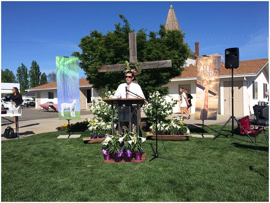 2016 Easter Service (3)