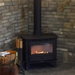 HUNTER STOVES  Herald 14