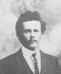 Charles Joseph Hicks third son of George Hicks - source Charles Hicks