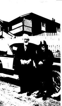 George & Catherine Hicks 1920's - source Charles Hicks