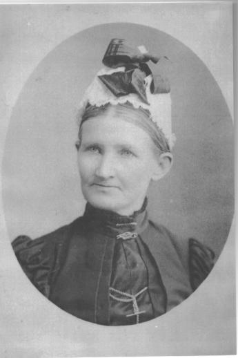 Mary Ann Hicks nee McKenzie