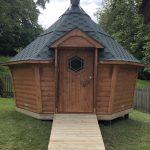 BBQ Cabin for Rose Cottage