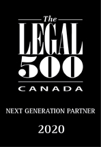 The Legal 500 Badge