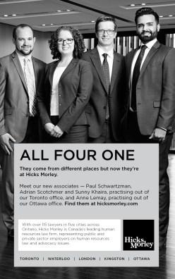 New Associates Ad