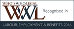 Who's Who Legal Labour, Employment & Benefits 2016