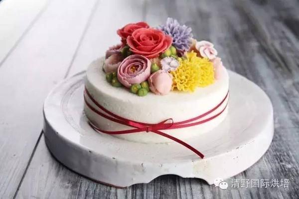 韓國裱花蛋糕協會香港認可之韓式裱花大師一等及二等級專業証書課程 – H i C l a s s