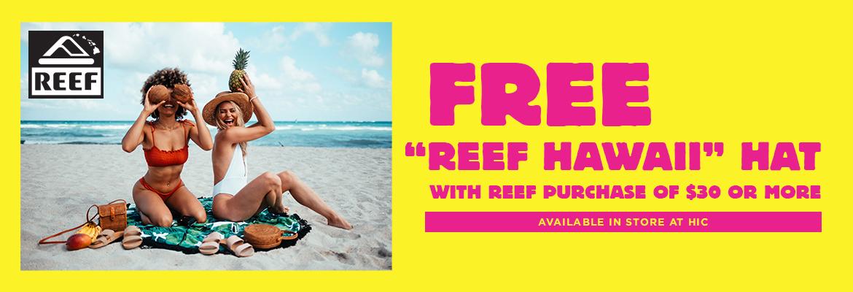 Reef GWP