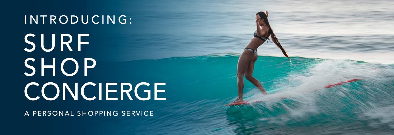 Surf Shop Concierge