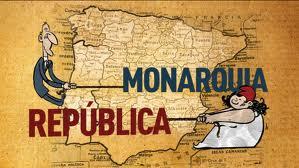 Monarquía o República, Monarquía o República... ¡Copón!