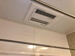 高気密高断熱の家には不要の浴室乾燥機