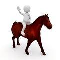 乗用馬も競走馬も調教・馴致がなければ人は乗れないのです!