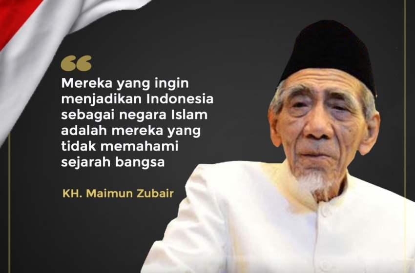 Kata Mutiara KH. Maimun Zubair
