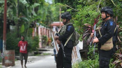 Polri Dalami Isu Keterkaitan ISIS dalam Kerusuhan di Papua dan Papua Barat