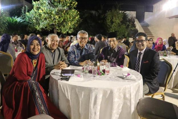 Tokoh Cendikiawan Muslim Indonesia Hadiri Konferensi Aal Al-Bayt ke-18