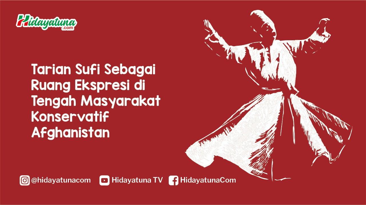 Tarian Sufi (Ilustrasi/Hidayatuna))