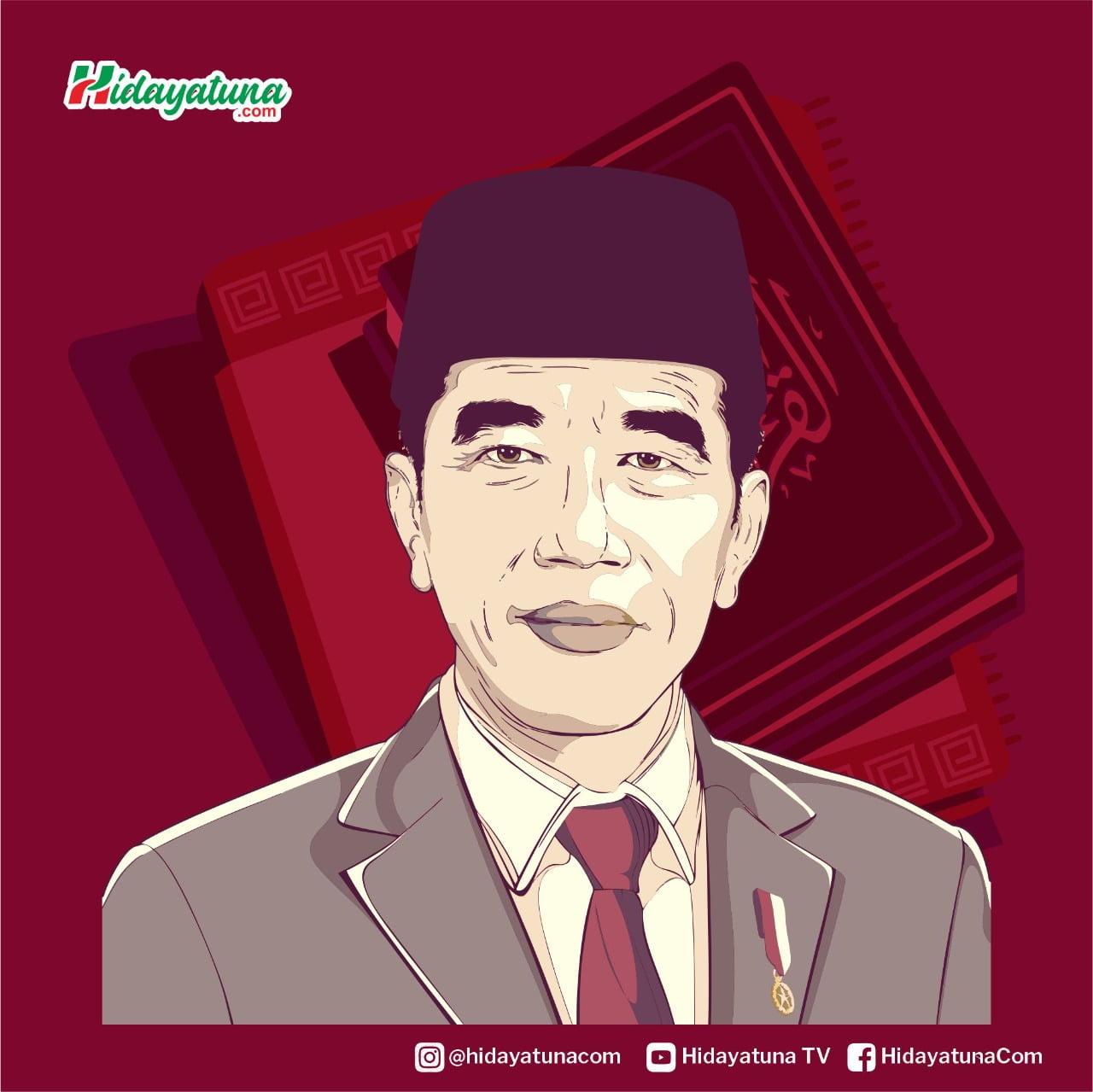 Jokowi Alquran